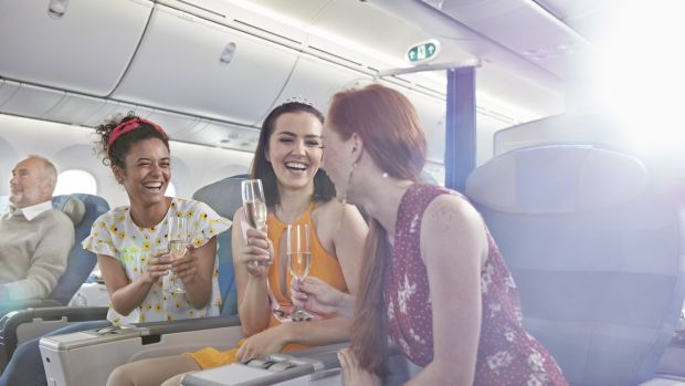 Want to fly first class? You stand a better chance if you are relatively smartly dressed and not wearing torn shorts and flip-flops.