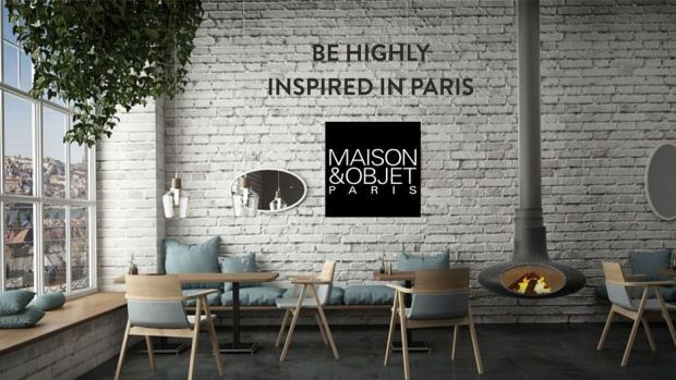 Maison et Objet Paris is the ultimate destination for anyone looking to see around corners in interior design