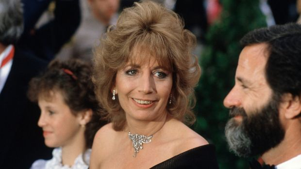 Penny Marshall arrives for the 56th Annual Academy Awards in Los Angeles in April 1984. Photograph: Reed Saxon/AP