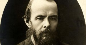 Fyodor Dostoevsky: his cringing narrator insists humankind would rather tear itself apart than submit to boredom or obligatory happiness. Photograph: Culture Club/Getty Images