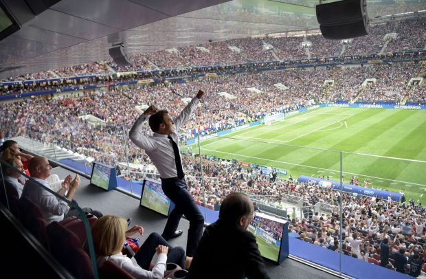 Photograph: Alexey Nikolsky/AFP/Getty