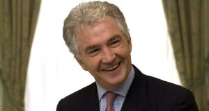 Former Anglo Irish Bank chief executive Seán  FitzPatrick