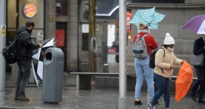 'The function of Met Éireann is to provide advice on weather conditions and forecasts. What people do with that information is up to them.' File Photograph: Dara Mac Donaill