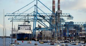 The no-deal plans  include the purchase of land at Dublin Port and Rosslare to prevent congestion  from new customs, sanitary and animal health checks at the sea ports.