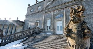 In 1929, the Palladian-style mansion in Co Wicklow, Russborough House, was offered free of charge as a gift to the nation but it was declined as too costly to maintain. Photograph: Alan Betson / The Irish Times