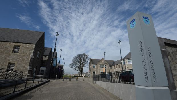 DIT's new campus at Grangegorman will be the main campus for Technological University Dublin. Photograph: Dara Mac Dónaill/The Irish Times