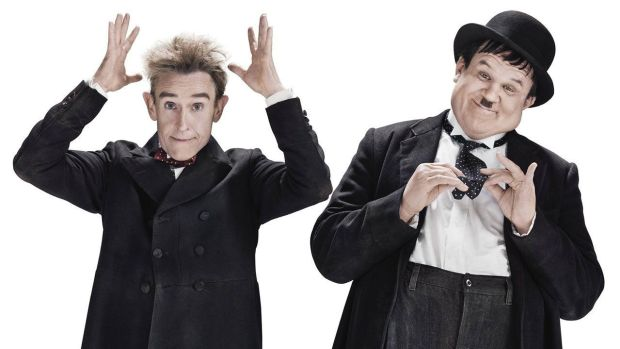 Stan and Ollie – the movie.