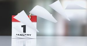 January can be challenging. For many people. Photograph: istock