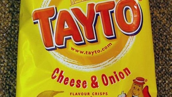 The North's Tayto.