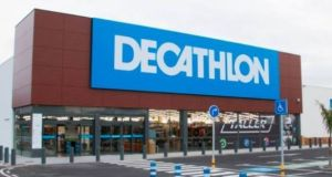 Decathlon is to open a chain of stores around the county.