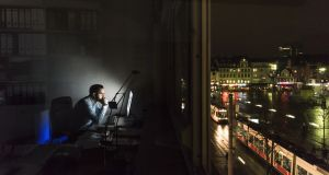 Regular work can be the home of delusion and madness, tedium and loss. Photograph: Getty Images