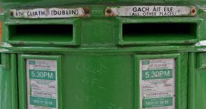"'A separate category, which depends on the celebrity of the recipient, is to send a letter to, say, ""Pat Spillane"" and include one or more expletives in place of an address.' Photograph: Eric Luke / The Irish Times"