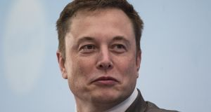 Elon Musk was fined by the SEC in 2018. Why? Photograph: Justin Chin/Bloomberg