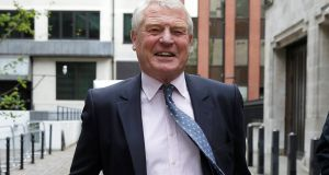 Paddy Ashdown, former leader of Britain's Liberal Democrat party, has died at the age of 77. Photograph: Peter Nicholls/Reuters