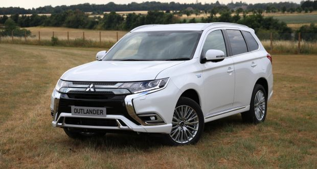 Mitsubishi Outlander PHEV plugging the gap between now and the future