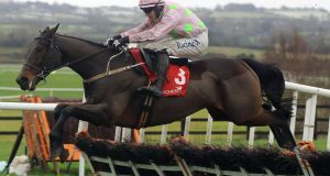 Paul Townend on Getabird at Punchestown. Photograph: Lorraine O'Sullivan/Inpho