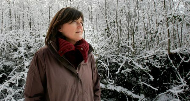 Eileen Battersby near her home, in Co Meath, in 2010. Photograph: Alan Betson