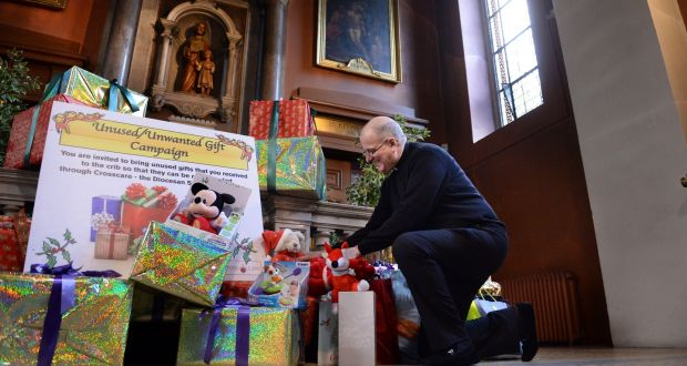 people urged to bring unwanted christmas gifts to pro cathedral