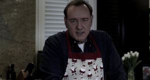 Kevin Spacey in a video he released, shortly after he was charged, in which in he takes the persona   of his character Frank Underwood in the popular Netflix TV series House of Cards. Photograph:   YouTube