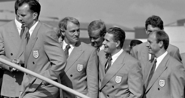 england s 1990 world cup team praised for not diving like other teams