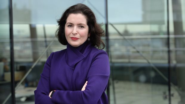 Bank of Ireland chief executive Francesca McDonagh aims to increase the size of the bank's loan book by 20 per cent by the end of 2021