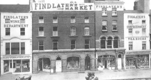 Findlater's on Upper  O'Connell Street, 1835-1969. Photograph: Courtesy Alex Findlater