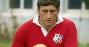 Former Irish rugby player Willie John McBride has been recognised for his service to the sport in Queen Elizabeth's New Year's honours list.