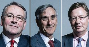 Honours were awarded to Labour's Alan Campbell, leading Brexiteer John Redwood and former Tory minister Gary Streeter.