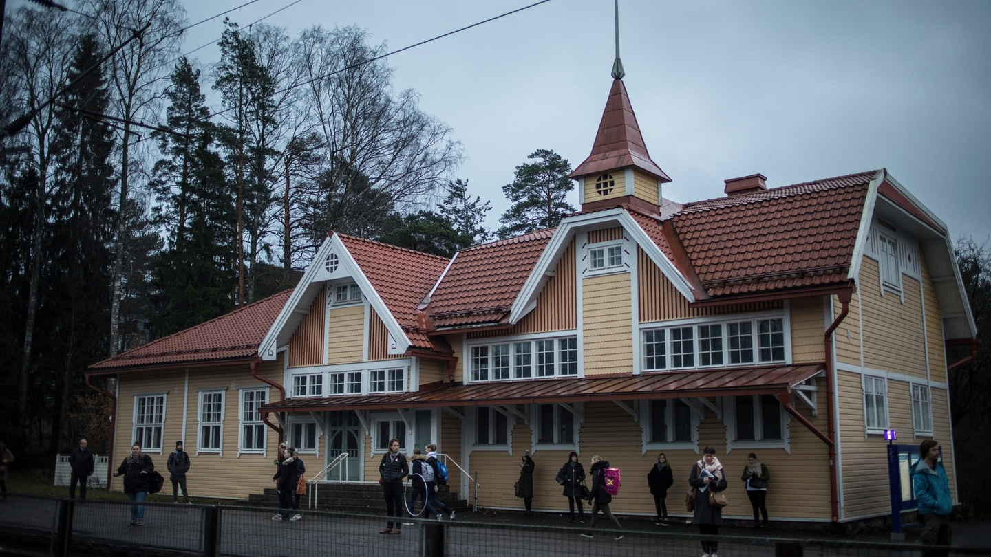aa71a6e0d0c Is this Finnish town the world's happiest?