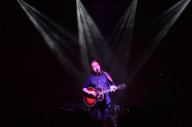 Gavin James is set to headline a special concert as part of this year's New Year's Eve Festival Photograph: Alan Betson/The Irish Times