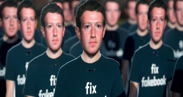 Facebook founder and chief executive Mark Zuckerberg: Several app developers have complained about the issue to Facebook since May. Photograph: Getty