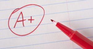 Exam boards are 'having to put up a fight' to avoid grades being inflated. Photograph: iStock