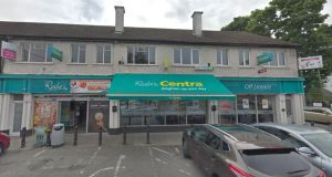 The Centra shop on Kilmacud Road Lower in south Dublin Photograph: Google Maps