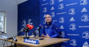 Leinster backs coach Felipe Contepomi says his team must learn from their indiscipline. Photo: Laszlo Geczo/Inpho
