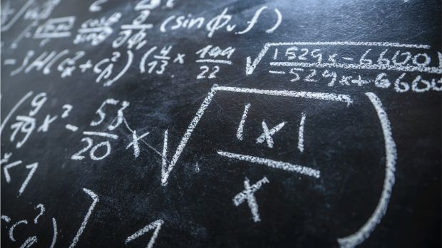 Maths teachers are among those in shortest supply at second level. Photograph: iStock