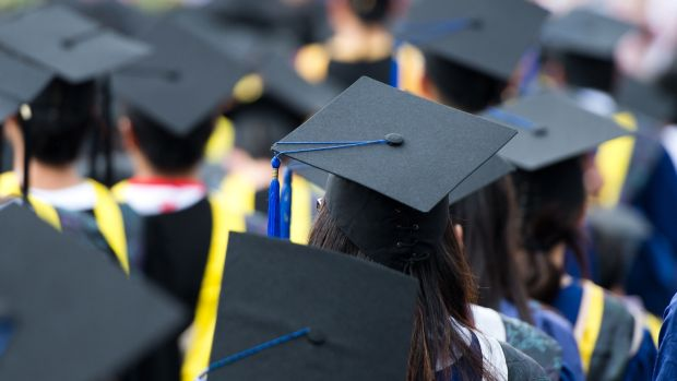 Computer science graduates are most likely to earn the highest salaries within months of leaving college. Photograph: iStock