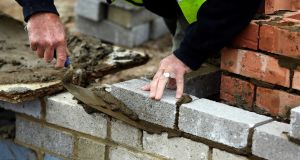 MyHome.ie's latest figures indicate that  housebuilding in Ireland is increasing. Photograph: Chris Ratcliffe/Bloomberg