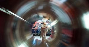 Manufacturers are anticipating further growth in demand, with December marking the 27th successive month of employment growth. Photograph: iStock