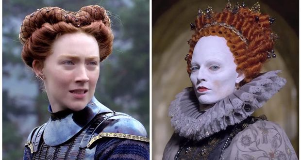 mary queen of scots i was fighting to put a period in a period movie