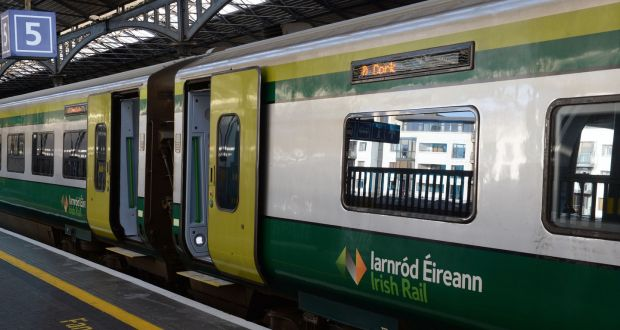 Irish Rail recruiting 100 drivers over next four years