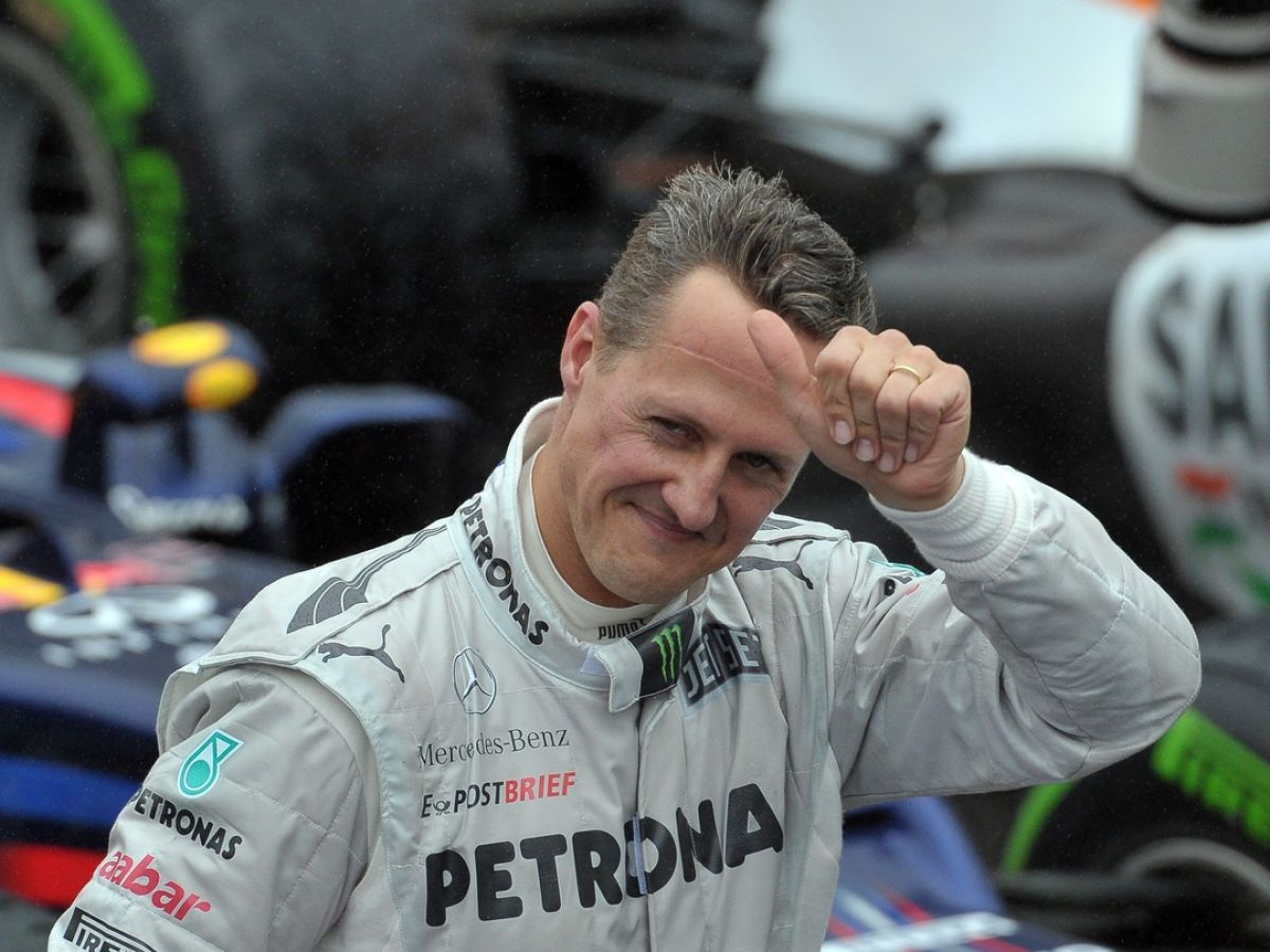 Michael Schumacher S Family Share Rare Update On Condition