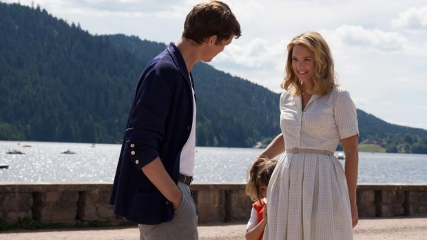 New this week: Niels Schneider and Virginie Efira in Impossible Love