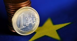 The euro turns 20 in 2019, after two tumultuous decades that saw the single currency  become a fixture on the financial markets and in Europeans' wallets. Photograph: Philippe Huguen/AFP/Getty
