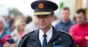 Garda Commissioner Drew Harris has already begun implementing some recommended reforms. Photograh: Tom Honan