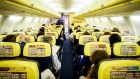 Ryanair has carried 139.2 million passengers over the past year. Photograph: iStock