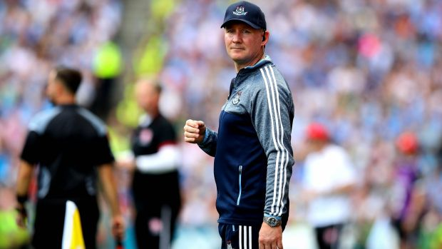 Dublin manager Jim Gavin: can he achieve five in a row? Ryan Byrne/Inpho