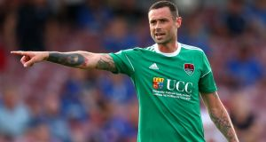 Waterford FC have announced the signing of Damien Delaney. Photograph: James Crombie/Inpho