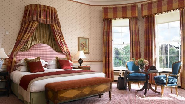 Enjoy a spa break and an overnight stay at the K Club near Straffan in Co Kildare.