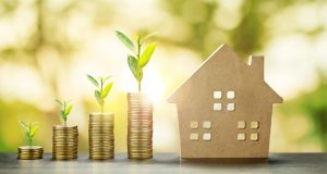 Figures from the BPFI show an average mortgage of €218,430 was approved in November. Photograph: iStock