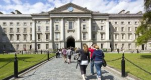 In the Republic, Trinity College Dublin  is the most popular choice for undergraduates resident in the North.